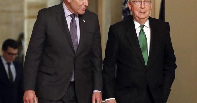 Senate celebrates budget deal _ but shutdown still possible