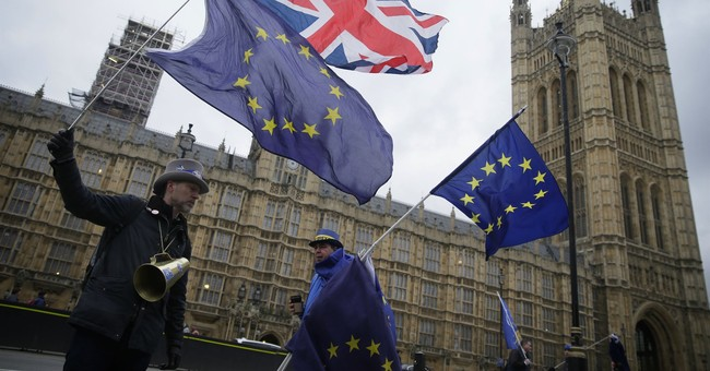 Business group: Patience wearing thin with UK govt on Brexit