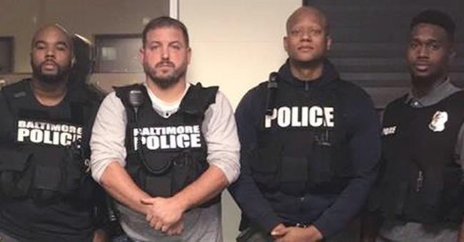Jury deliberates in Baltimore police corruption case