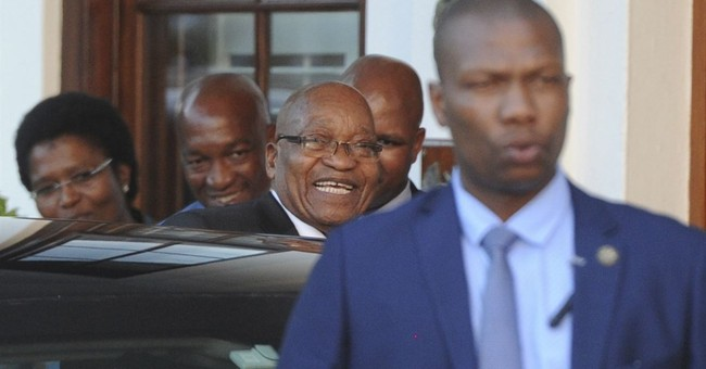 Zuma drama overshadows South Africa's Mandela commemorations