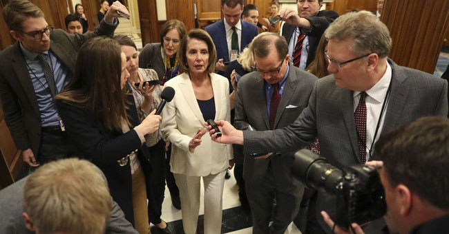 Pelosi speaks for record 8 hours in favor of 'Dreamers'