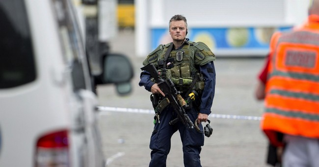 Finnish police: Knife attacker identified with IS