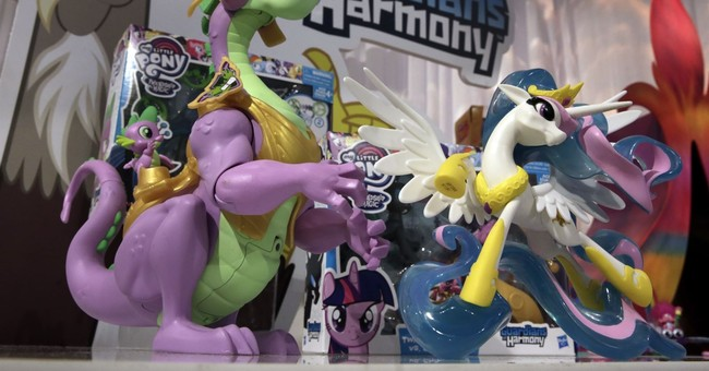 Hasbro reports surprise sales drop in fourth quarter