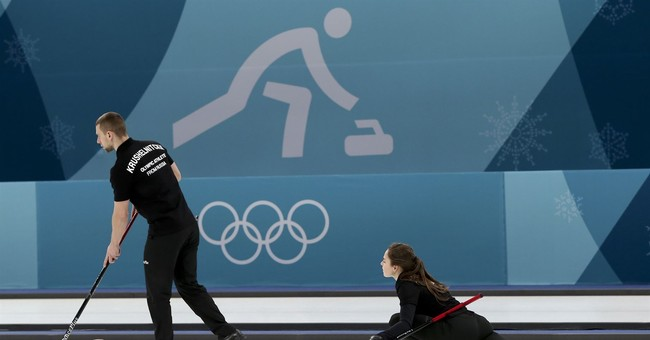 Pyeongchang Olympics begin with mixed doubles curling
