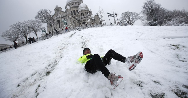 Snow causes major travel disruptions in France