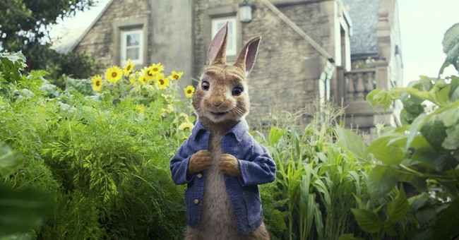 Review: Earnest 'Peter Rabbit' sure to delight young fans