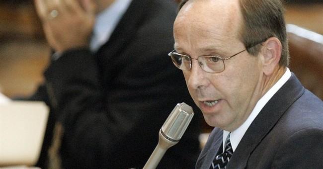 The Latest: Oregon legislator's resignation effective March