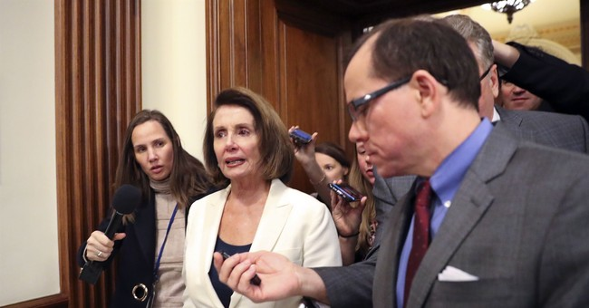 Pelosi stages 8-hour speech to push for vote for 'Dreamers'