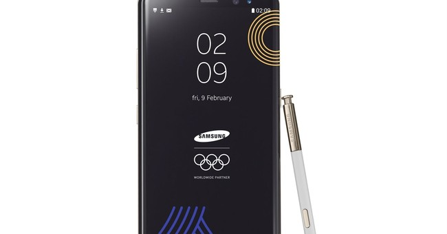 To give or not Samsung phone to North Korean Olympians