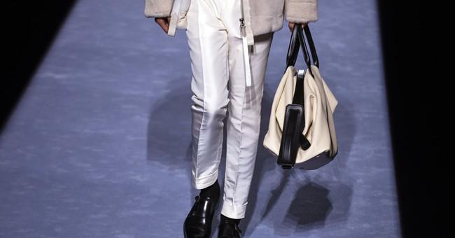 Metallic undies: Tom Ford debuts men's underwear collection