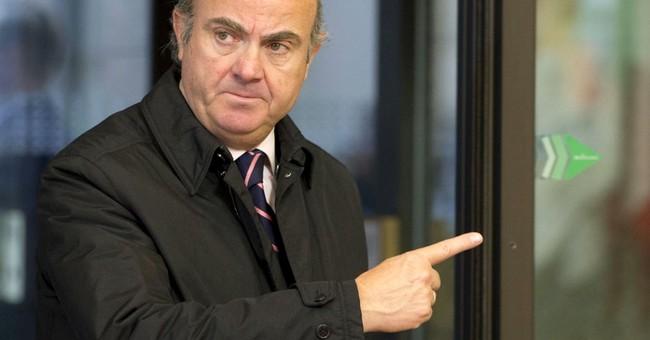 Spain's de Guindos confident of nabbing ECB vice presidency
