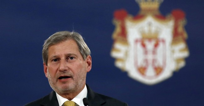 EU official says Serbia must forge Kosovo deal to join
