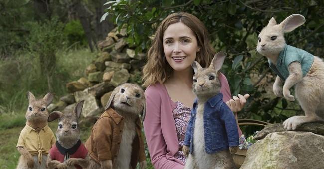 Rose Byrne's greatest technical challenge? 'Peter Rabbit'