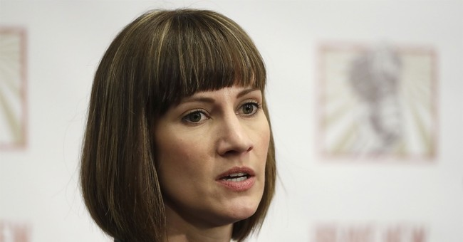 Trump accuser takes #MeToo message to voters in Ohio
