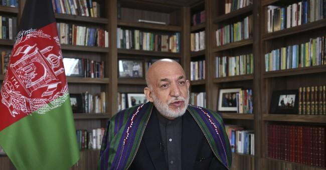 Former Afghan leader urges sanctions on Pakistan officials