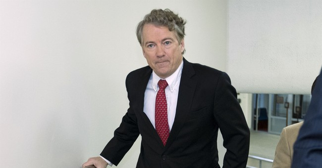 Used to scuffles, Rand Paul takes on Senate, forces shutdown