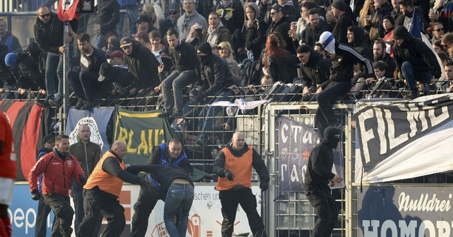 4th-tier club highlighting anti-Semitism in German soccer