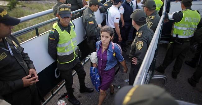 Colombia tightens border control as Venezuela migrants surge