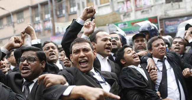 Bangladesh court sends former leader Khaleda Zia to prison