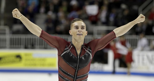 US skater Rippon wants Pence spat to take backseat to games