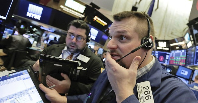 Wall Street extends losses, bond yields creep