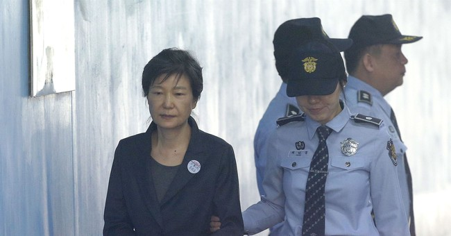 Prosecutors: More bribery charges for South Korean ex-leader