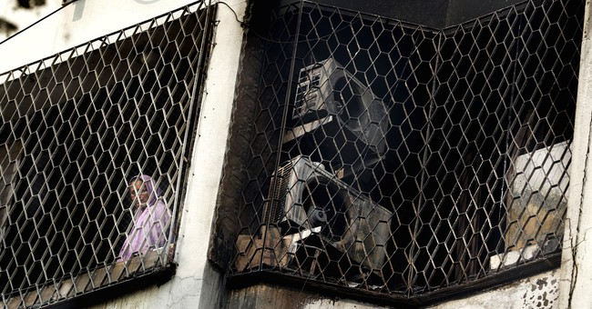 Fire in Mumbai residential building kills at least 4 people