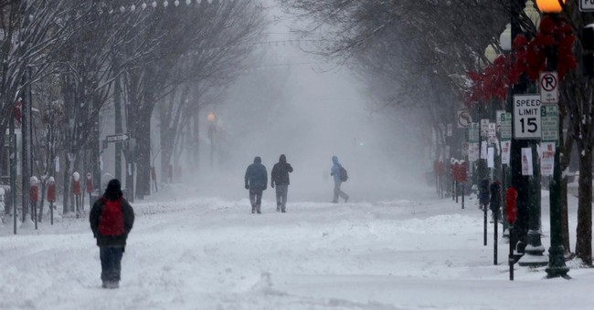Powerful, icy winter blast could grip Virginia for days