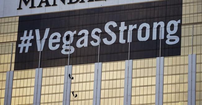 Las Vegas' 'What happens here' slogan returns after shooting