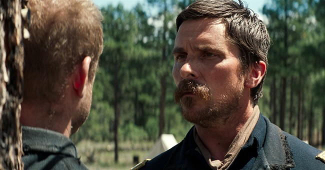 Review: Bale, landscapes, boost grim western 'Hostiles'