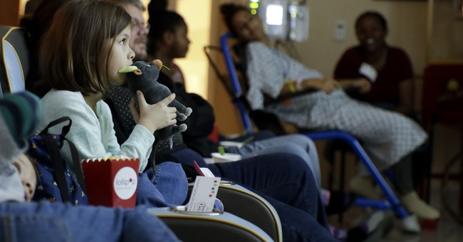 Far away from Hollywood, children benefit from Golden Globes