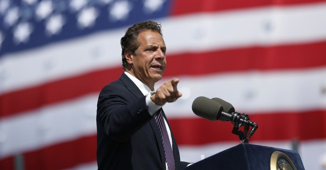 New York governor's DC attacks prompt 2020 speculation