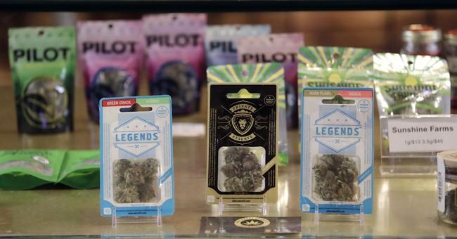 Marijuana investors skittish after Sessions' shot at pot