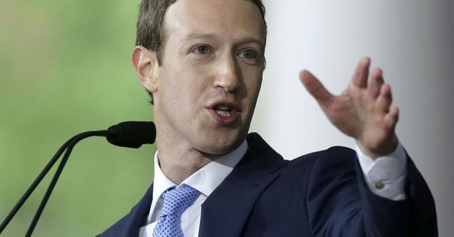 Facebook CEO's 2018 challenge: Fix Facebook