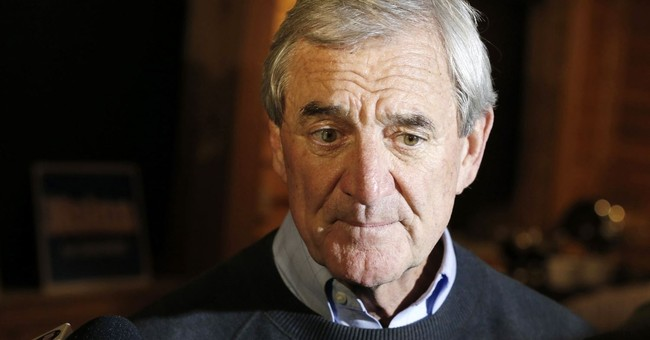 Minnesota Democratic Rep. Rick Nolan won't seek re-election