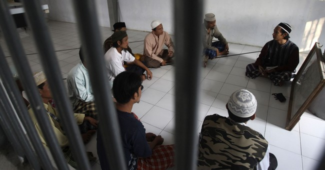 Study: Extremists still flourishing in Indonesia's prisons