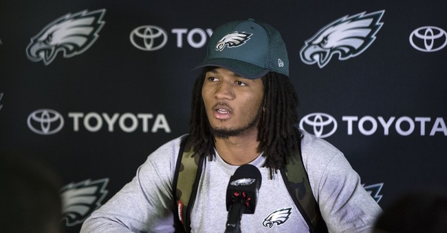 Fans return Eagles CB Sidney Jones' lost cellphone