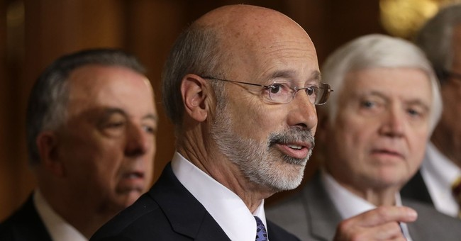 GOP leaders unveil revamped Pennsylvania congressional map