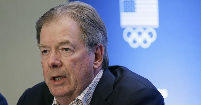 USOC wants full investigation before deciding CEO's future