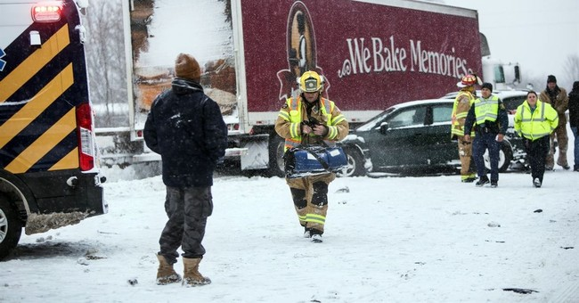 Cities Issue Snow Emergencies Amid Winter Storm Forecast