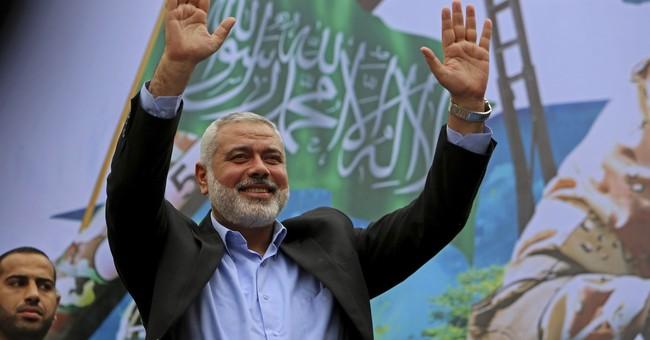 Leader of militant Hamas leaves Gaza for talks in Egypt
