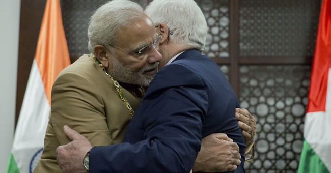 Abbas tells India PM he seeks multi-country peace mediation