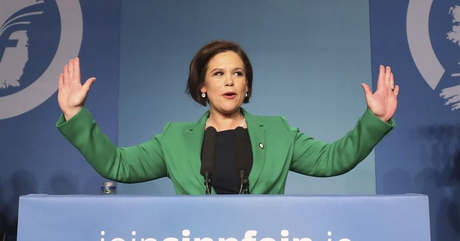 Mary Lou McDonald takes over as Sinn Fein party leader