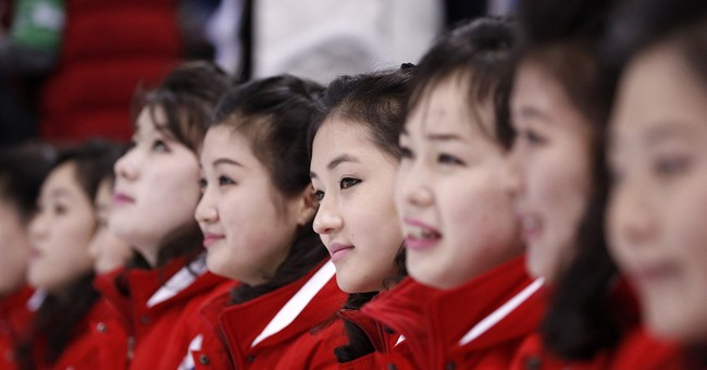 Combined Korean hockey team loses to Swiss in Olympic debut