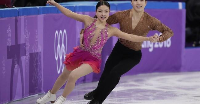 Skating's Shibutanis make strike back at NBC's Andrea Joyce