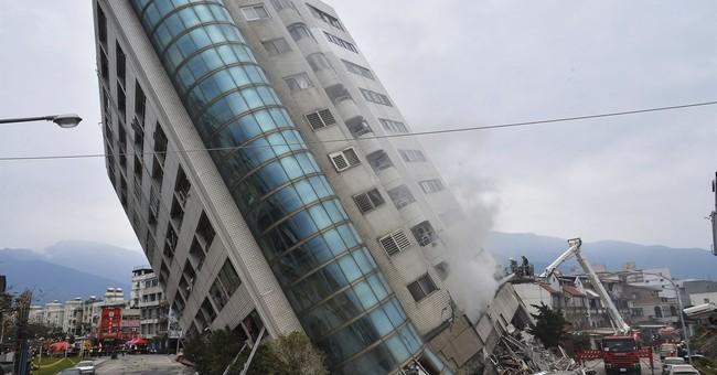 Taiwan earthquake toll rises to 14 dead