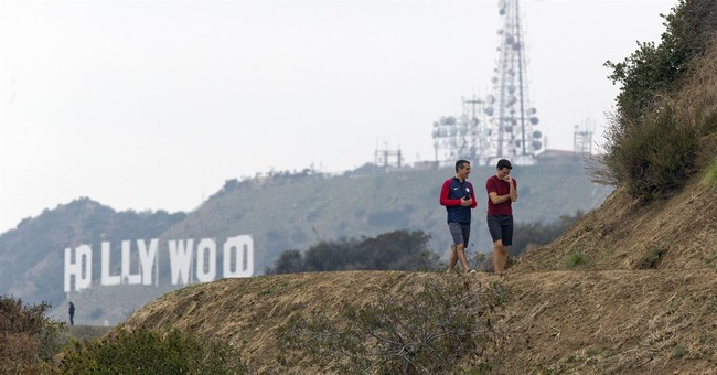 Canadian PM Trudeau and LA mayor toast friendship with hike