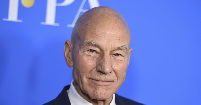 Patrick Stewart recites Shakespeare at Sci-Tech Awards