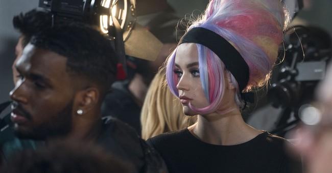 Philipp Plein takes NY Fashion Week on snowy spaceship ride