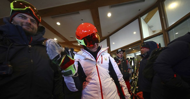 Women's giant slalom to run same day as men's downhill